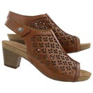 Lds Ruth 33 camel dress sandal