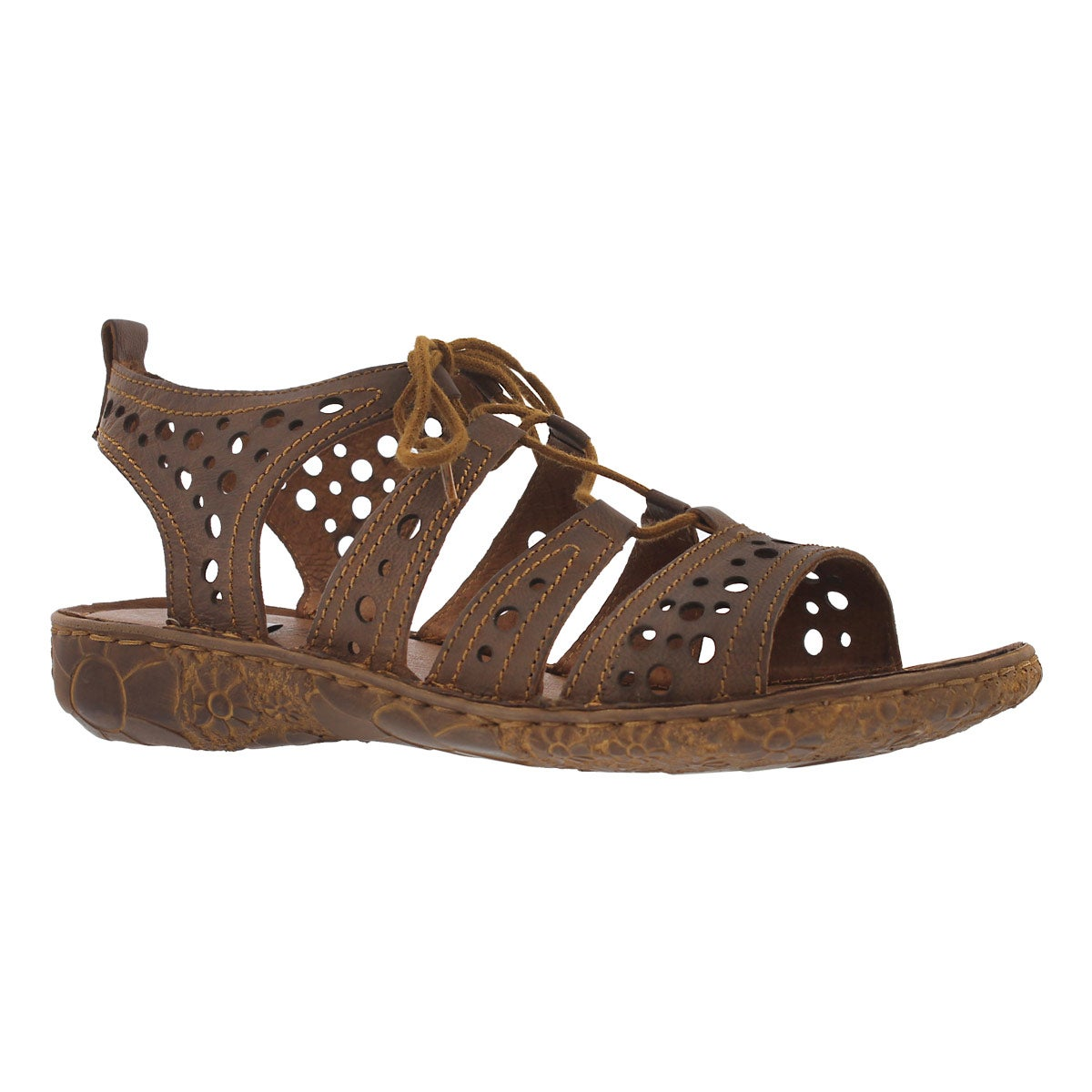 Women's ROSALIE 15 cognac casual sandals