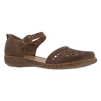 Lds Rosalie 19 brandy casual sandal