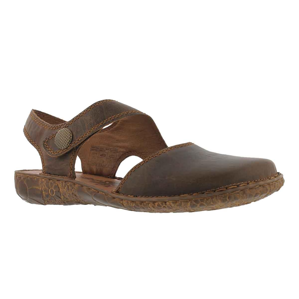 Women's ROSEALIE 27 brandy casual sandals