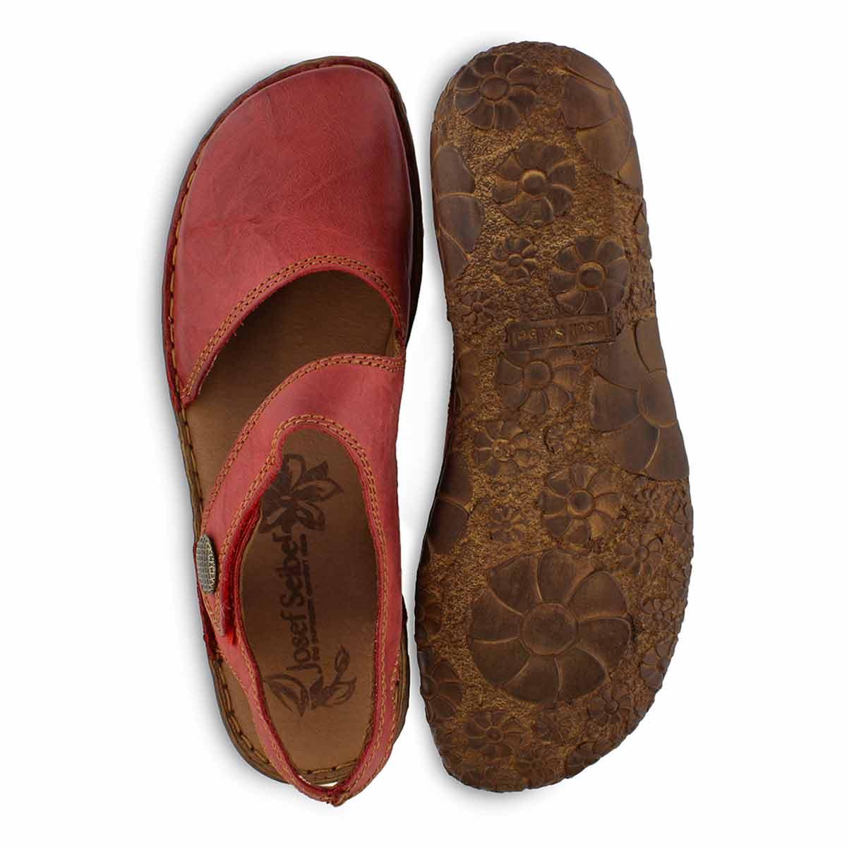 Lds Rosalie 27 hibiscus casual sandal