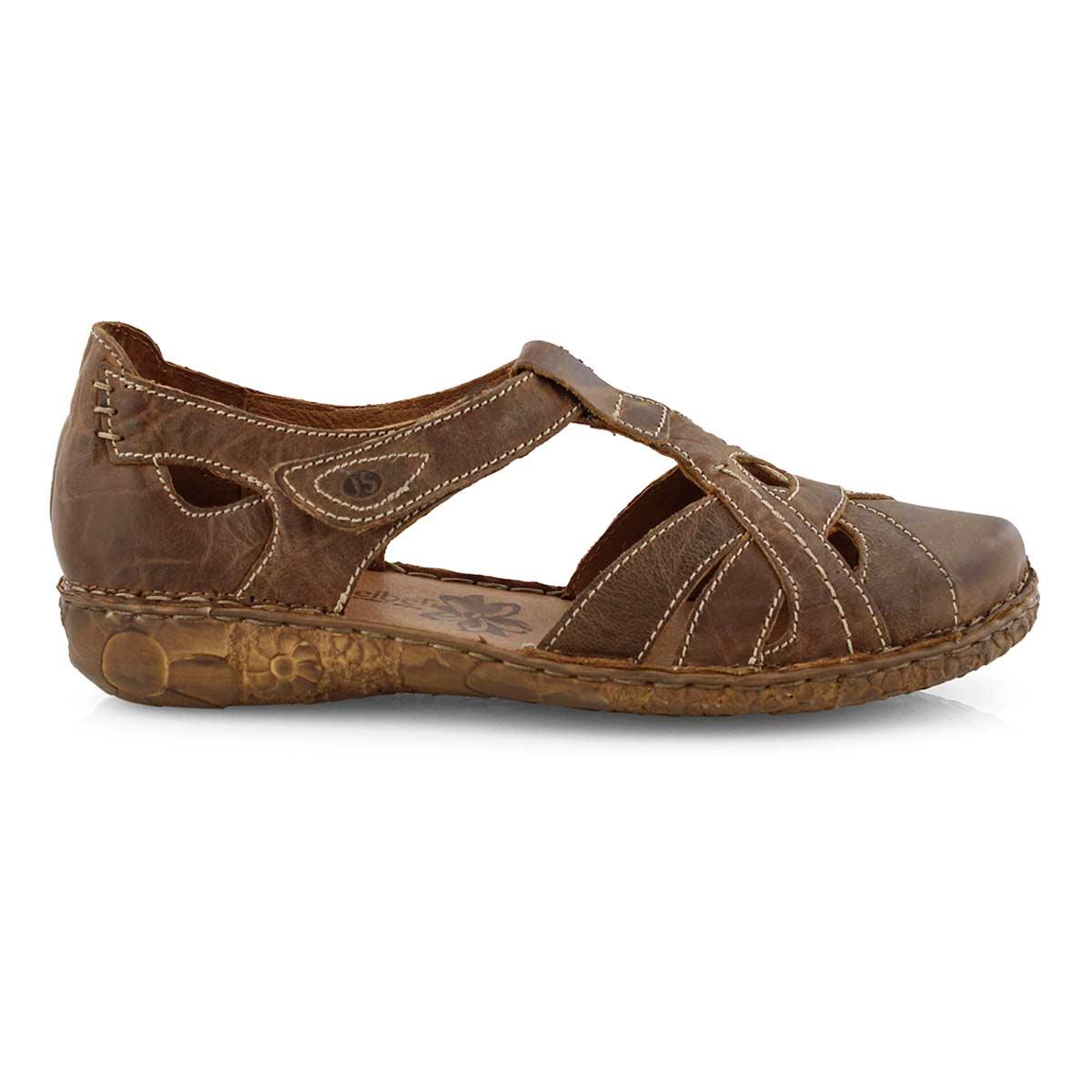 Lds Rosalie 29 brandy casual sandal