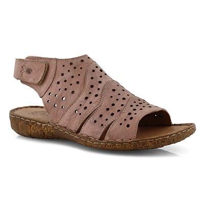 Lds Rosalie 31 rose casual sandal