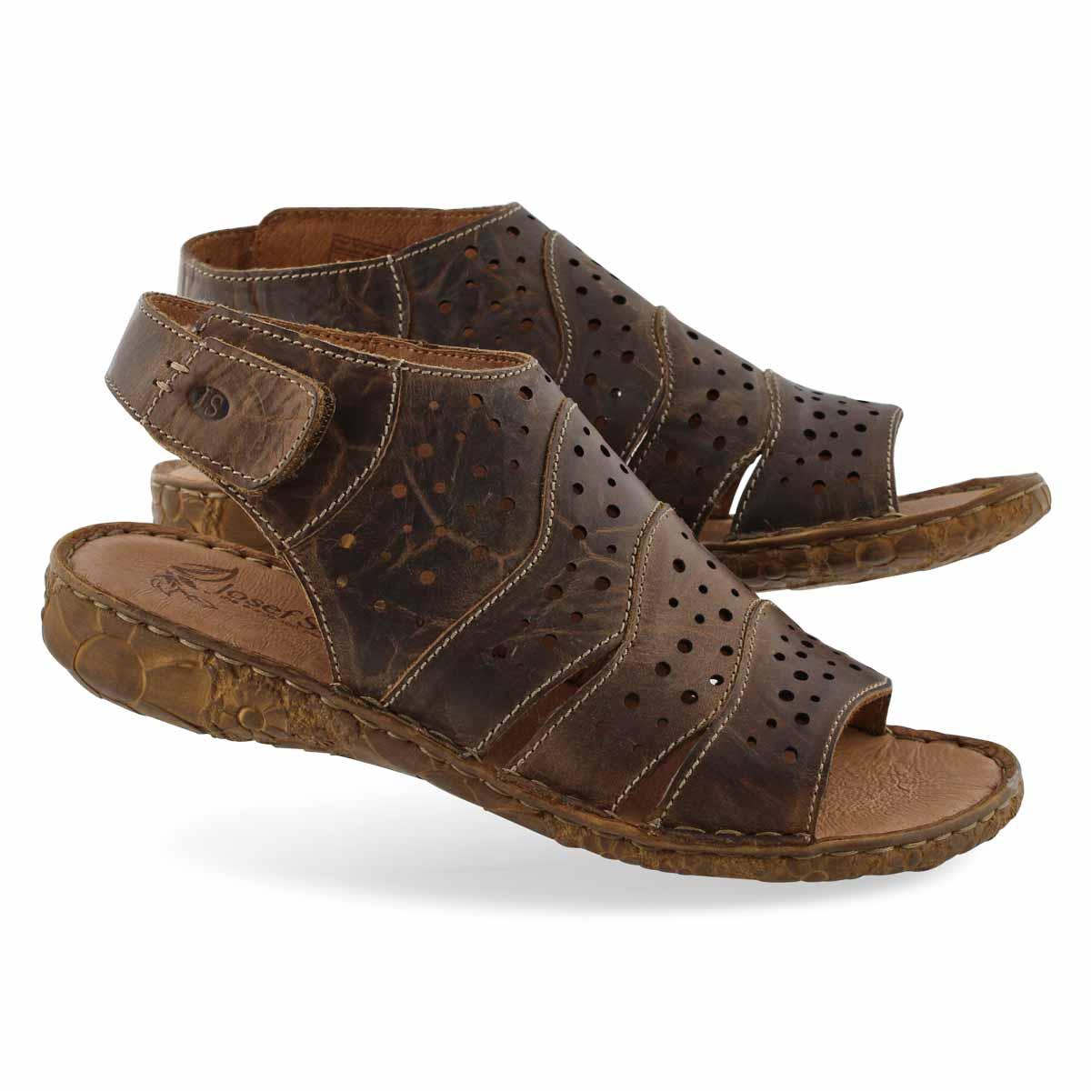 Women's ROSALIE 31 brandy casual sandals