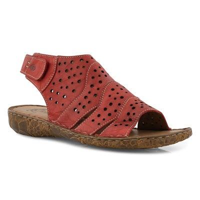Lds Rosalie 31 hibiscus casual sandal