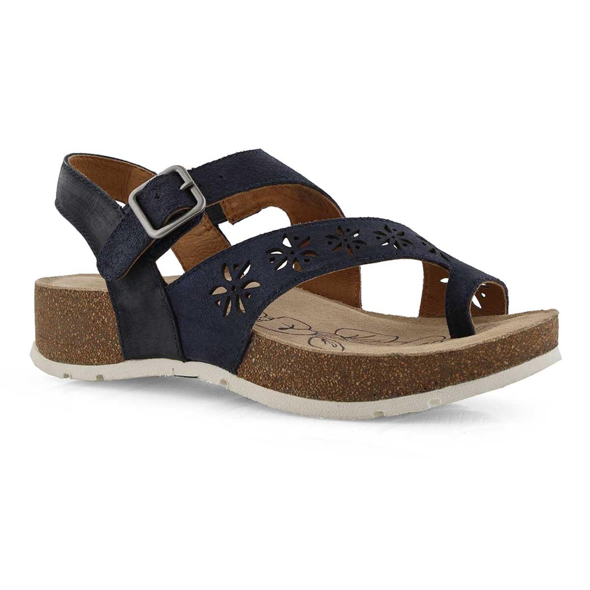 Lds Tilda 05 ocean toe post sandal