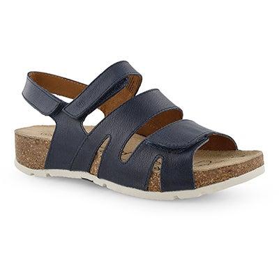 Lds Tilda 07 jeans casual sandal