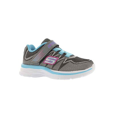 Infs-g Dream N' Dash grey/blue sneaker