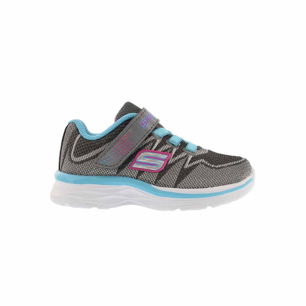 Infs-g Dream N' Dash grey/blue sneaker