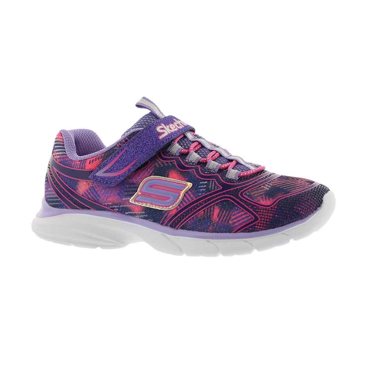 Girls' SPIRIT SPRINTZ purple sneaker