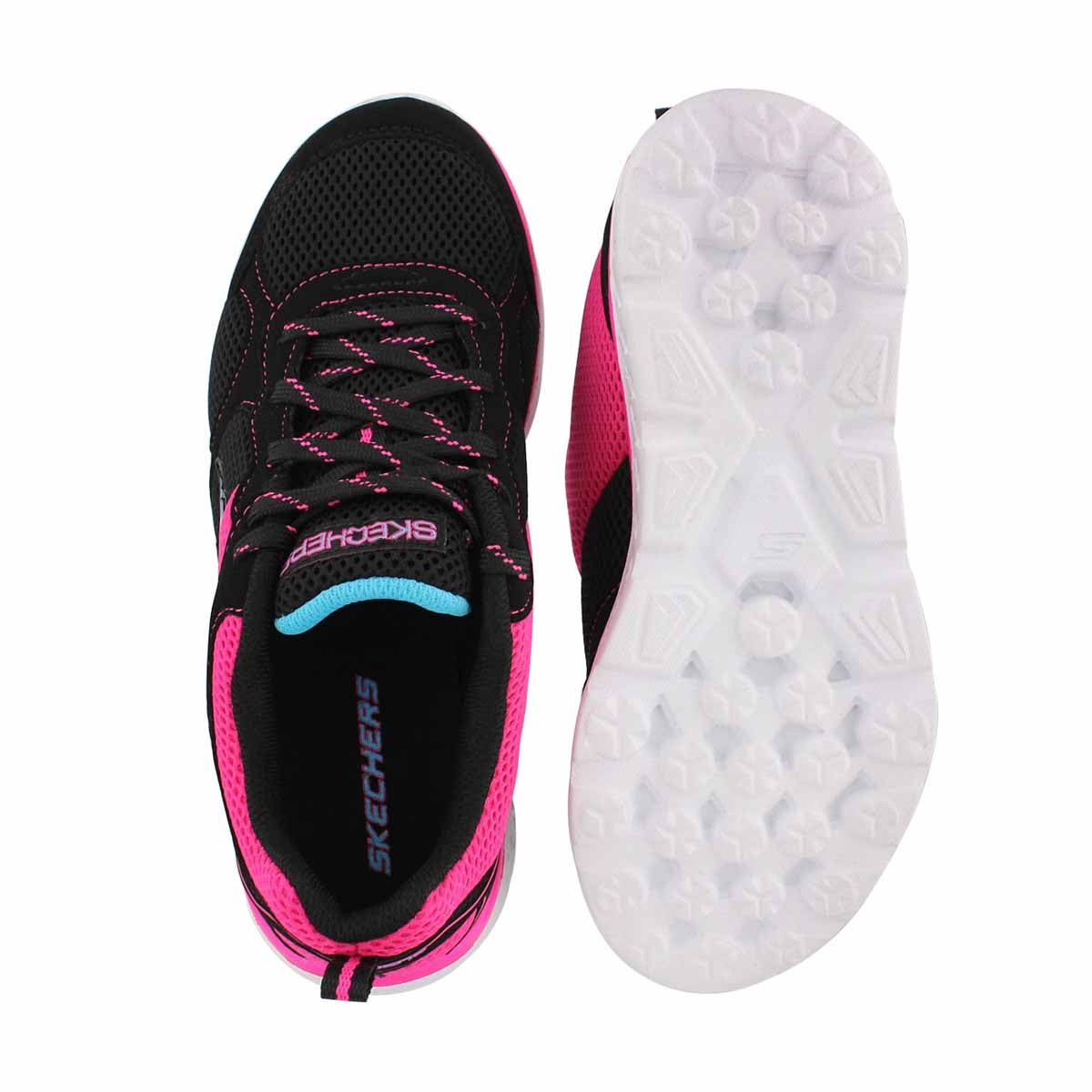 Grls GORun 400 black/pink sneaker