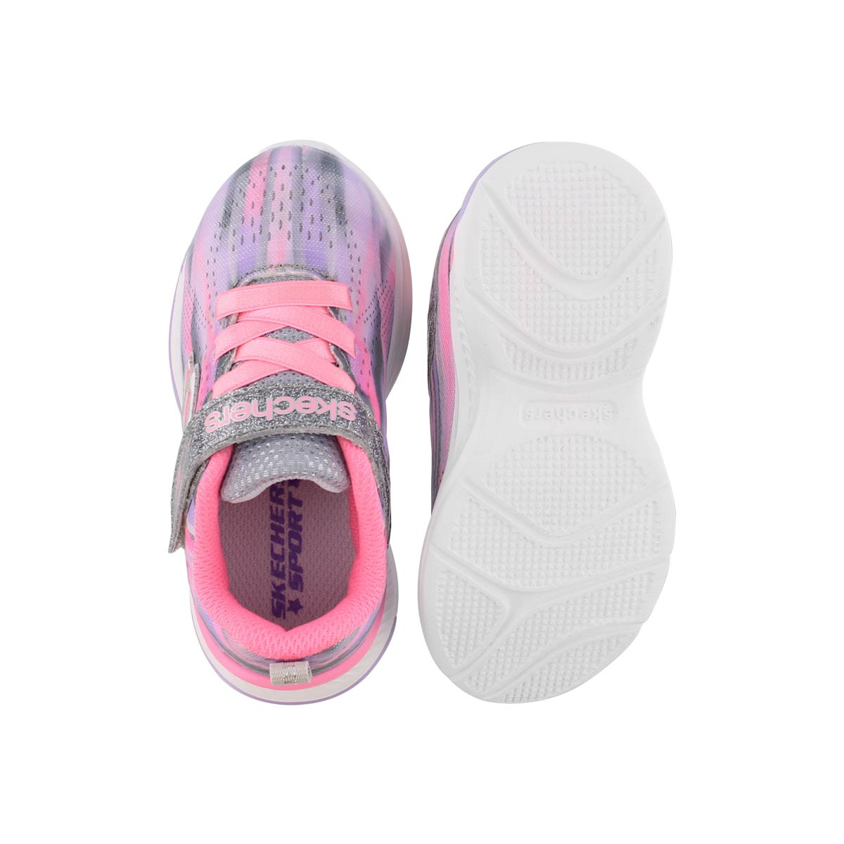 Infs-g Jumpin Jams multi streaks sneaker