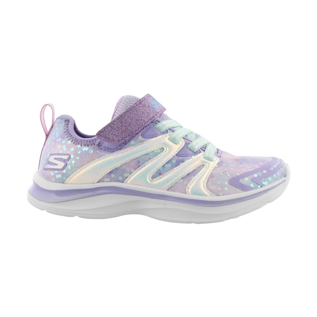 Grls Double Dreams lvndr mlti sneaker