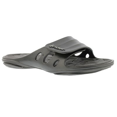 Rider Sandals Women's KEY VII grey slide sport sandals