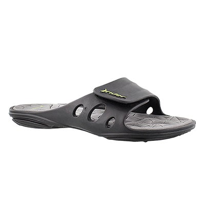 Rider Sandals Women's KEY VII black slide sport sandals
