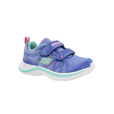 Infs-g Glammer Games blu/aqua sneaker