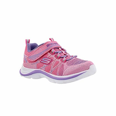 Inf Color Spark pink/lav running shoe