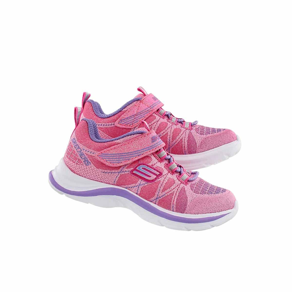 Inf Color Spark pink/lav running shoe