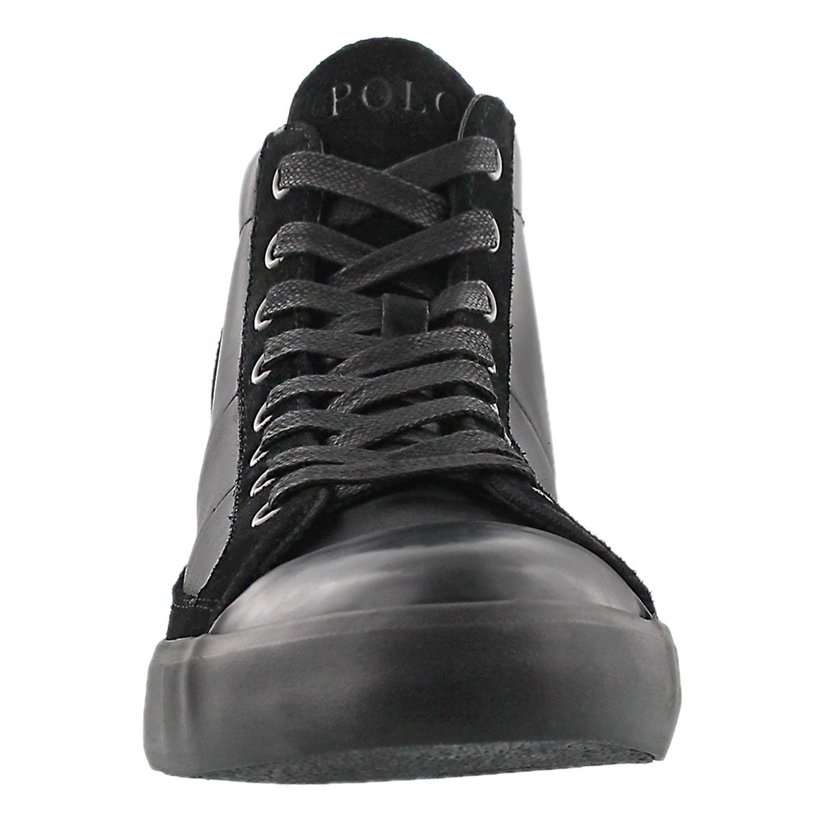 Mns Clarke black lace up sneaker