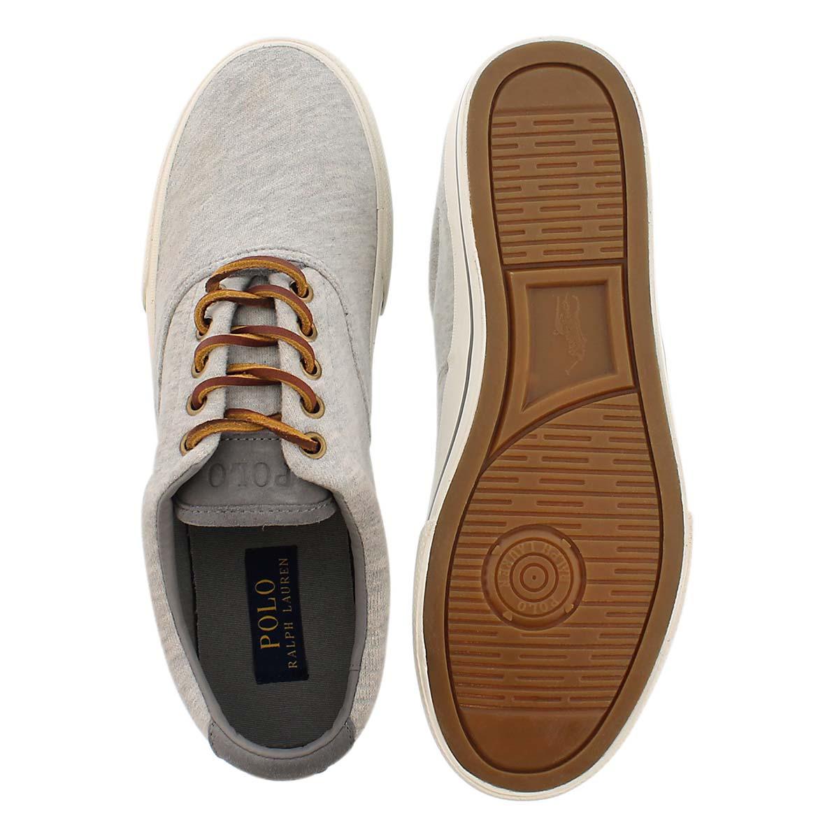 Mns Vaughn grey fleece sneaker