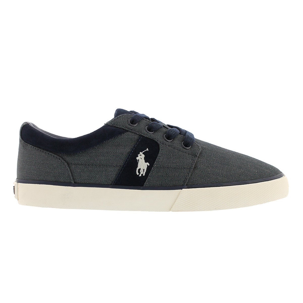 Mns Halmore II denim lace up sneaker
