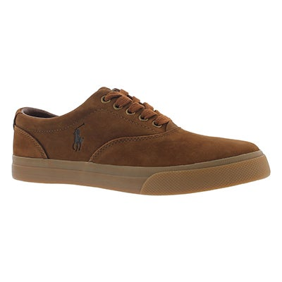 Polo Men's VAUGHN new snuff lace up sneakers