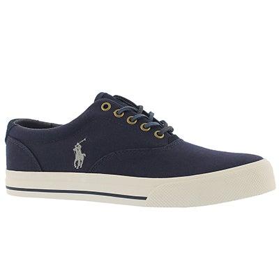 Polo Men's VAUGHN newport navy canvas sneakers