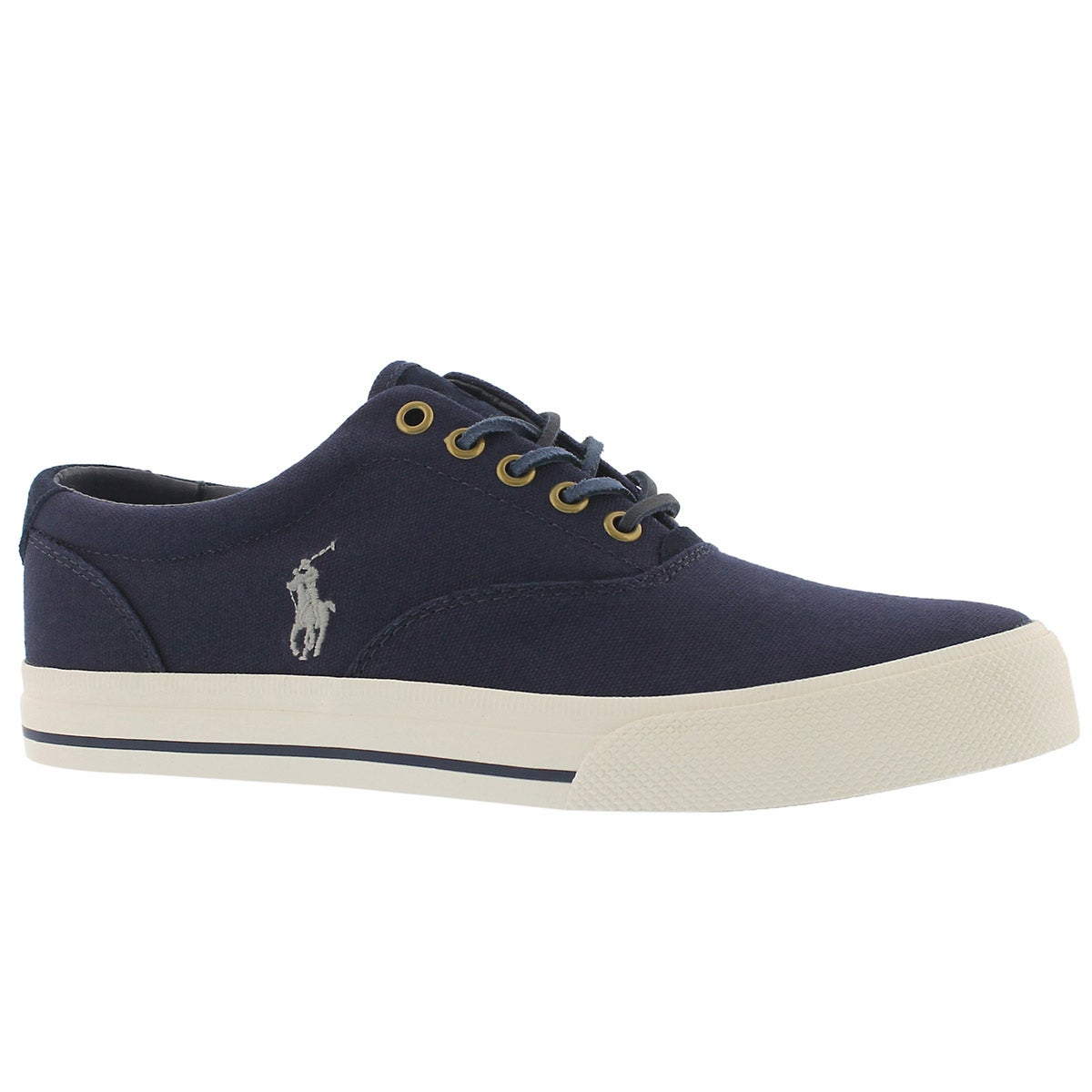 Men's VAUGHN newport navy canvas sneakers