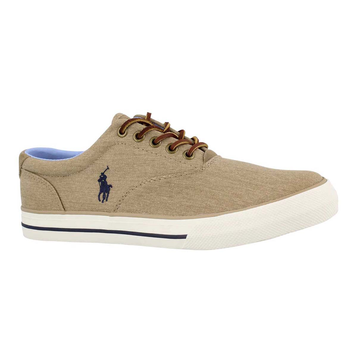 Mns Vaughn morgan tan wshd twill sneaker