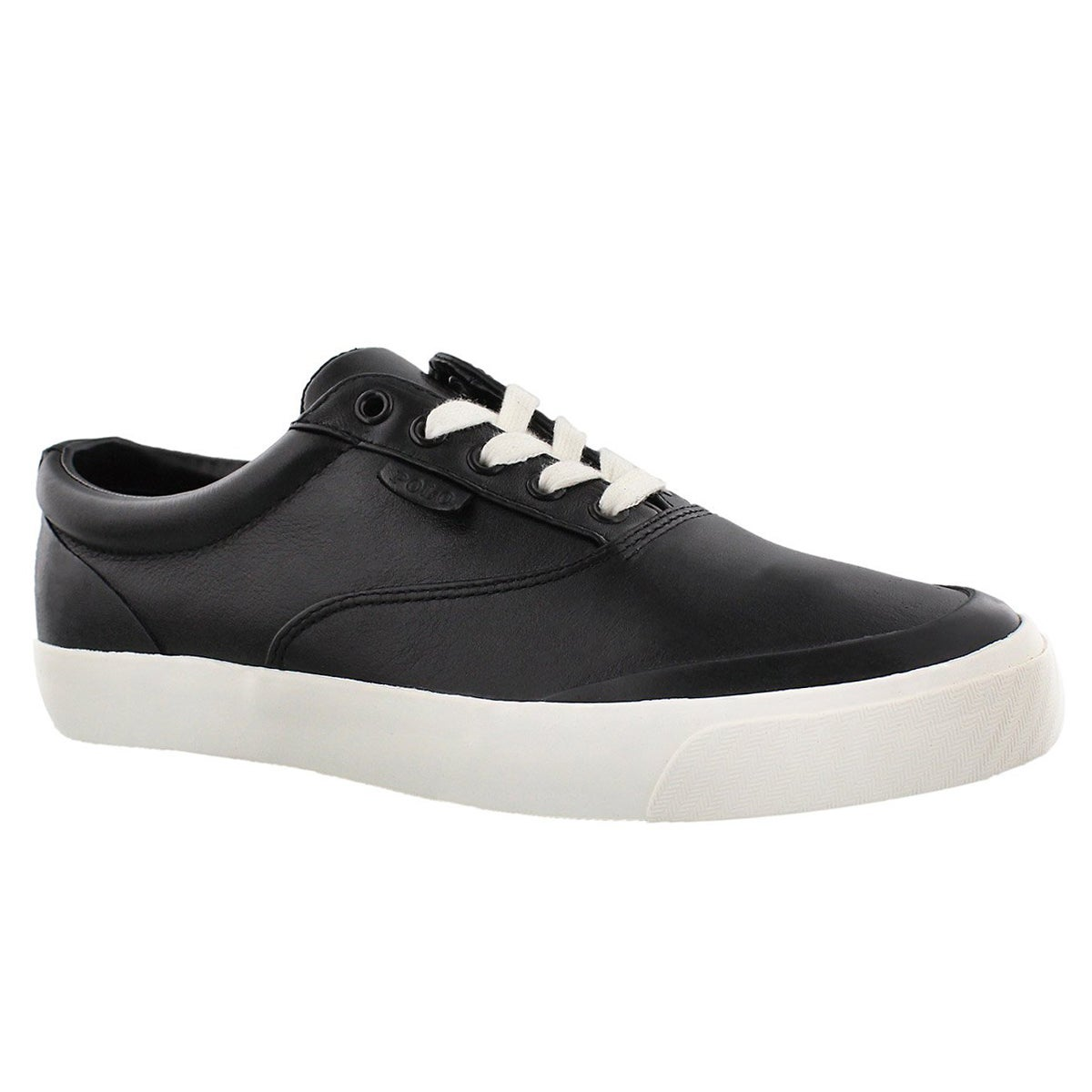 Men's IZZAH black lace up sneakers