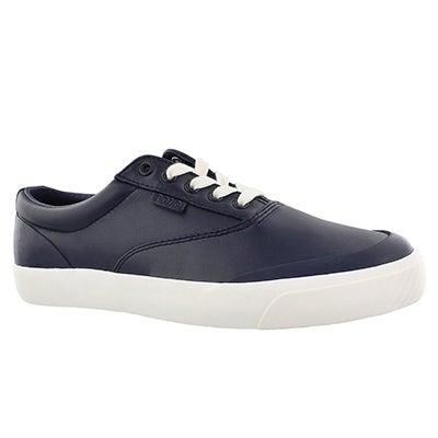 Mns Izzah newport navy lace up sneaker