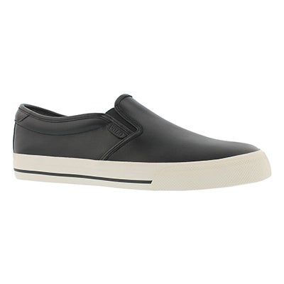 Polo Men's VAUGHN SLIP ON II black casual shoes