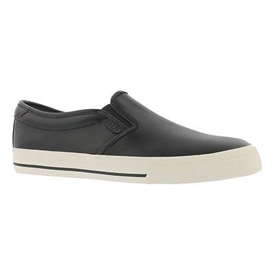 Mns Vaughn Slip On II black casual shoe