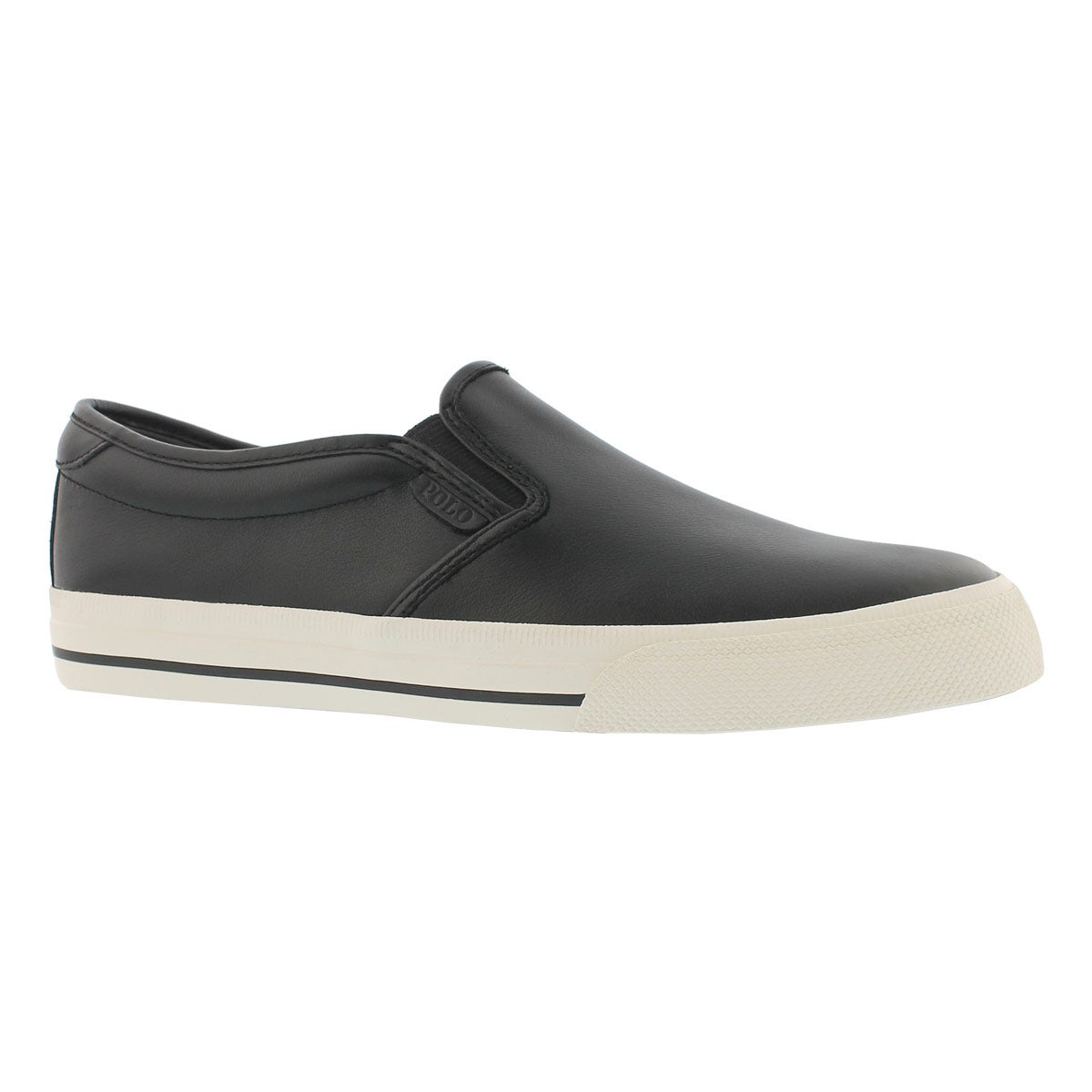 Mns Vaughn Slip On II black casual shoe