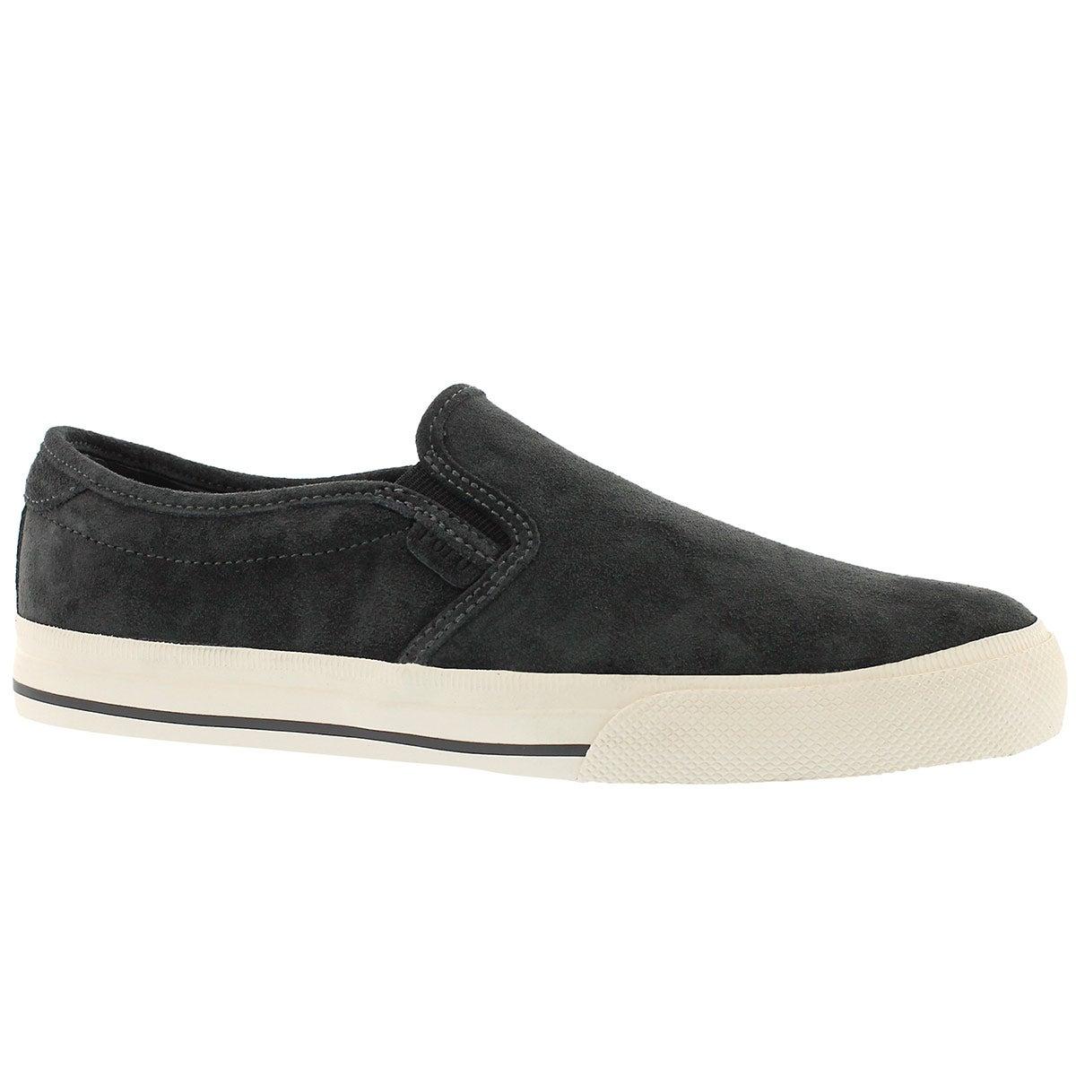 Men's VAUGHN SLIP ON II grey casual shoe