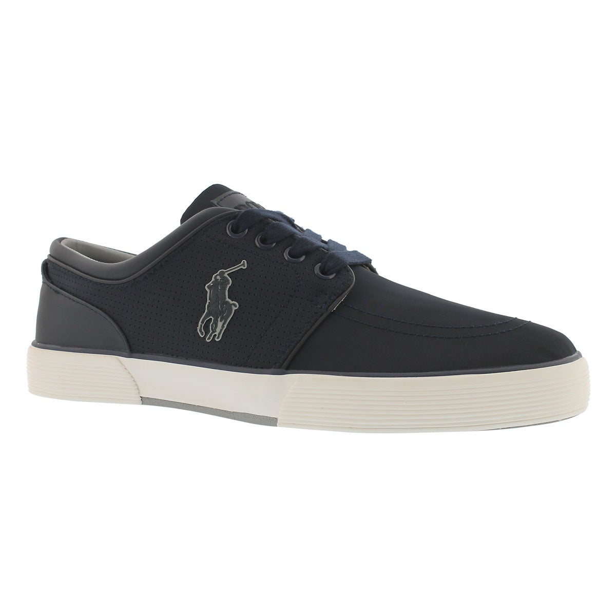Men's FAXON LOW dark navy matte sneaker