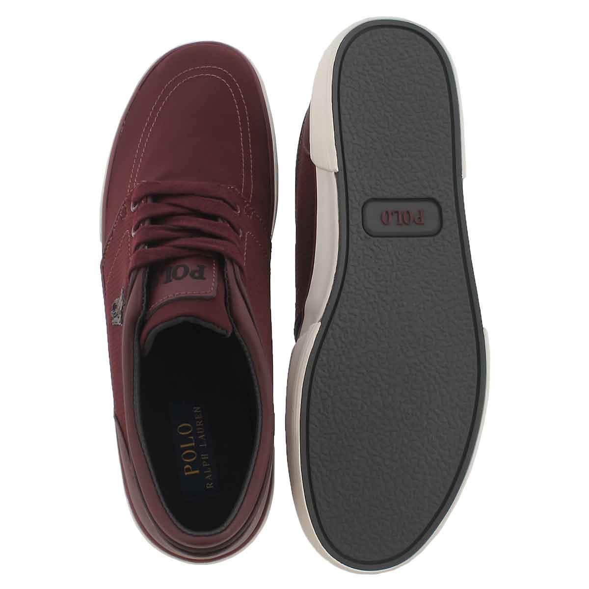 Mns Faxon Low port matte sneaker