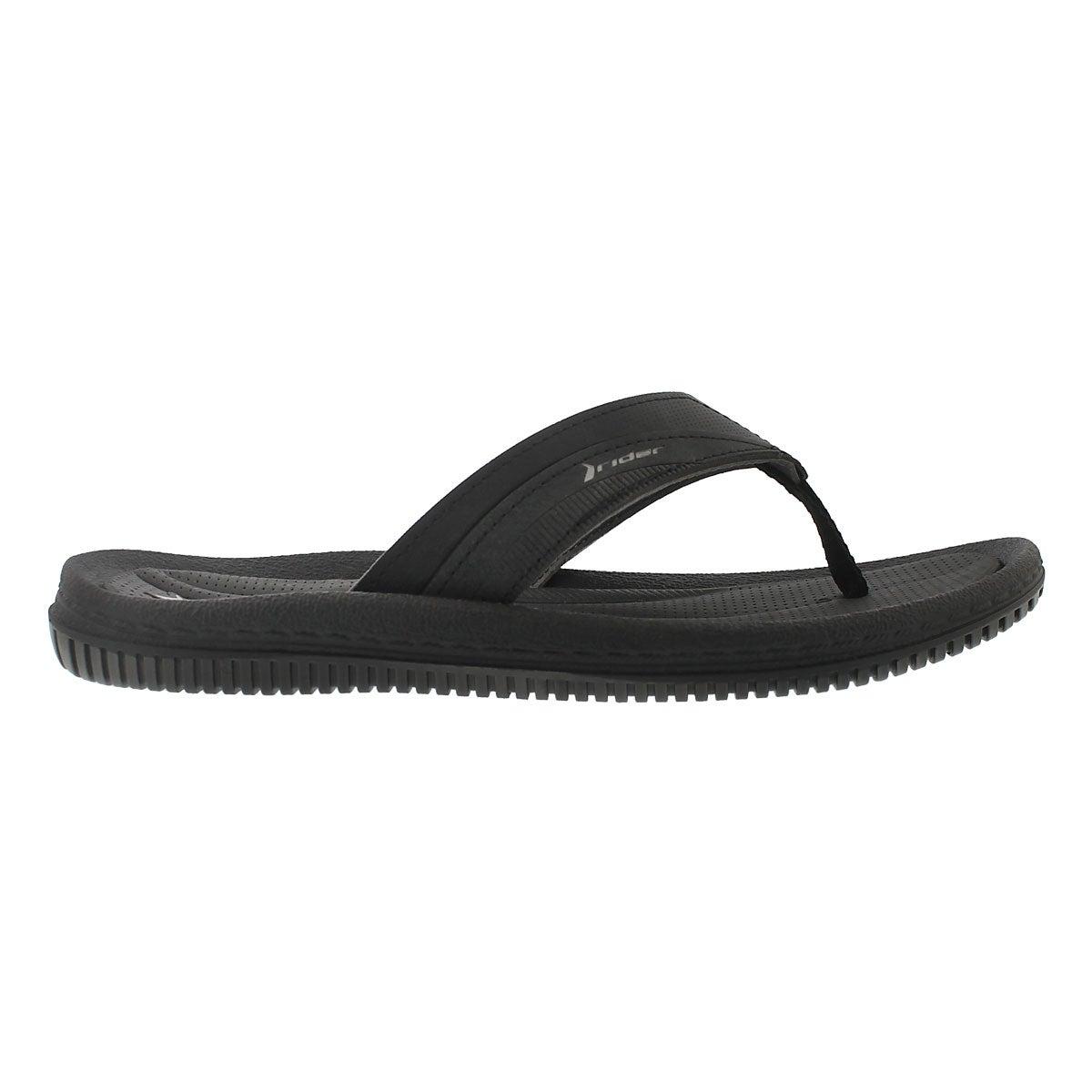 Mns Dunas XI black/grey flip flop