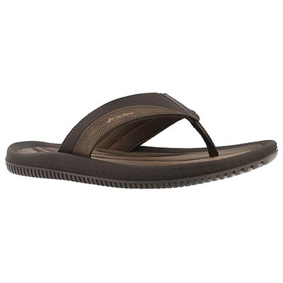 Riders Sandals Sandales tongs DUNAS XI, brun, hommes