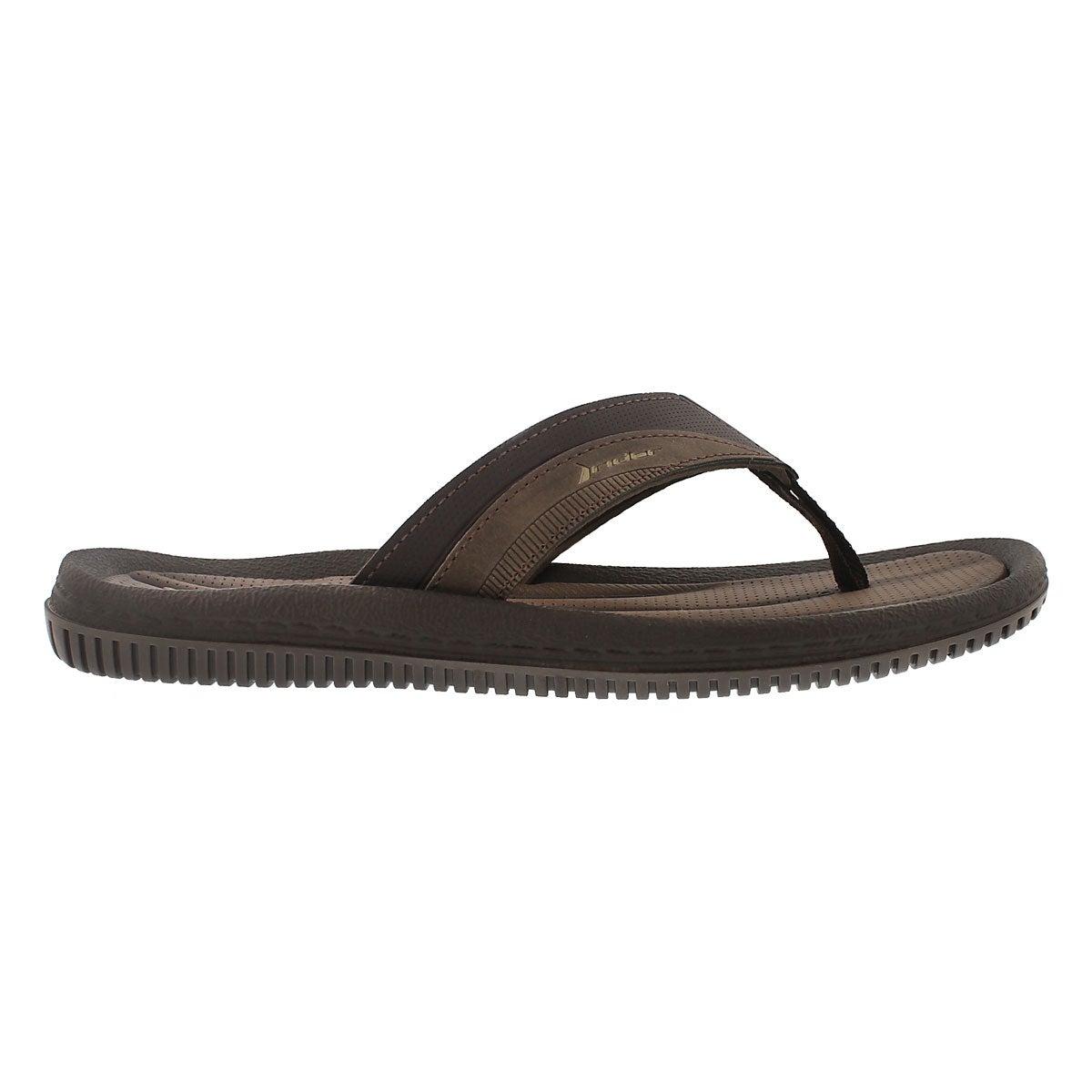 Mns Dunas XI brown flip flop