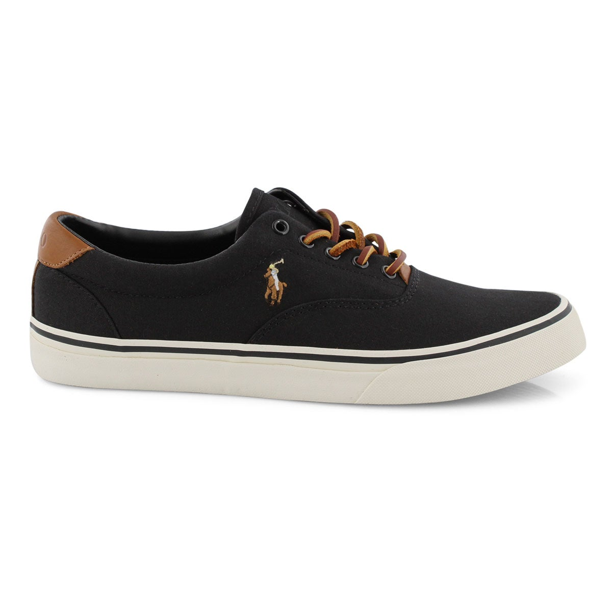 Mns Thorton black lace up sneaker