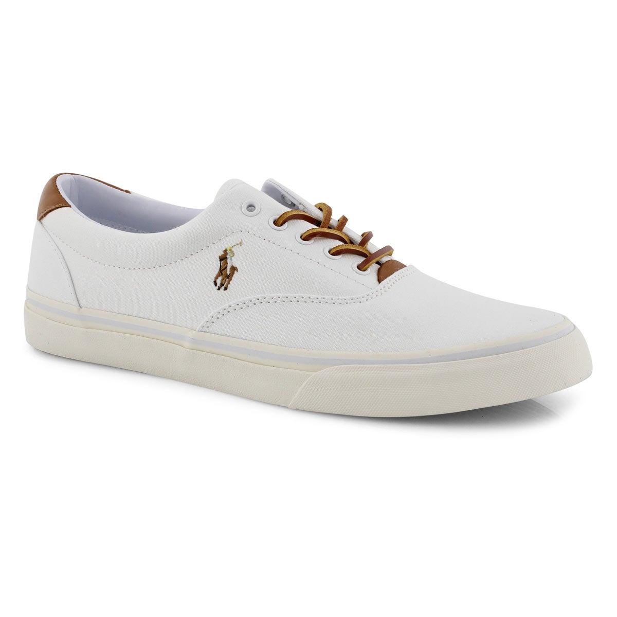 Mns Thorton white lace up sneaker