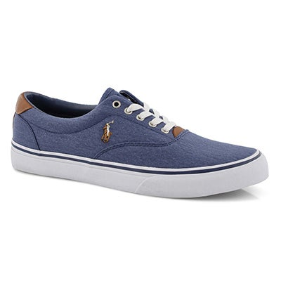 Mns Thorton newport navy lace up sneaker