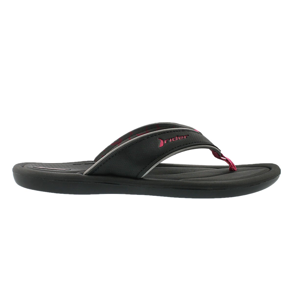 Lds Cloud III black flip flop sandal
