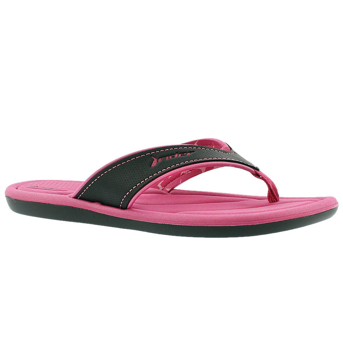 Sandale tong CLOUD III, rose, femmes