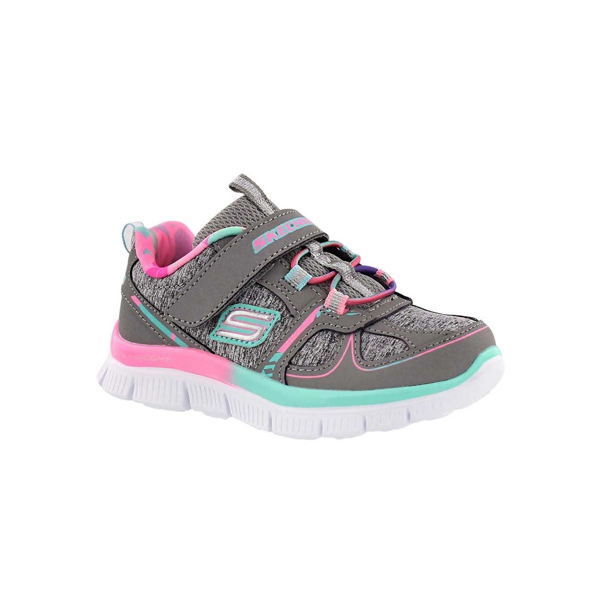 Infants' SKECH APPEAL grey/multi sneakers