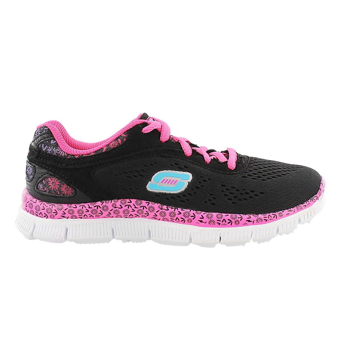 Grls Island Style lace sneaker