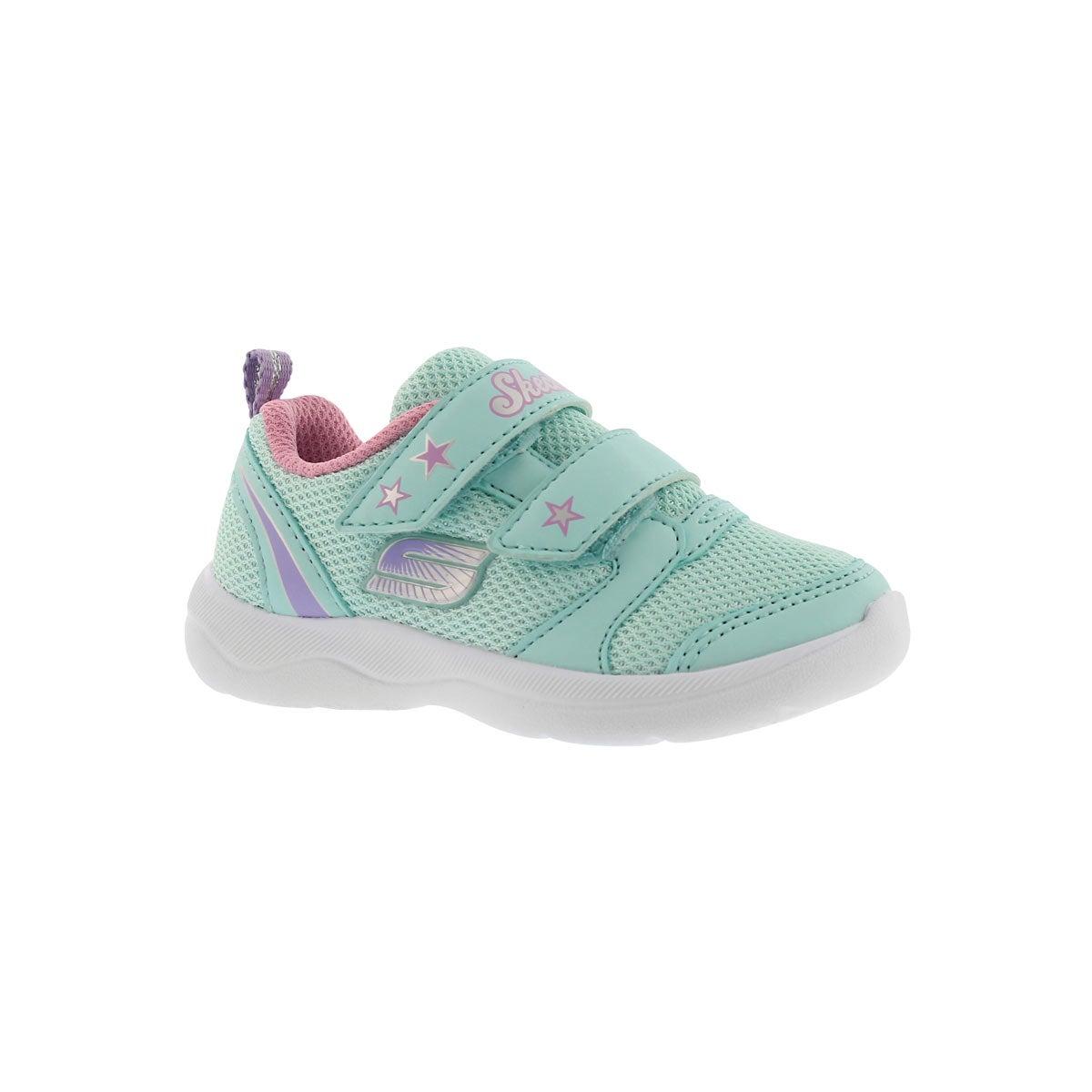 Infants' SKECH-STEPZ 2.0 mint sneakers