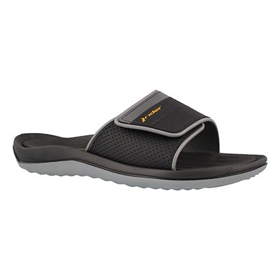 Mns Evolution Slide II blk/gry sandal