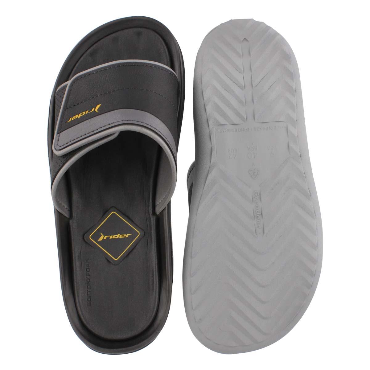 Mns Evolution Slide II blk/gry sandal